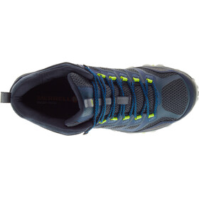 Merrell Moab FST Mid GTX - Calzado Hombre - azul